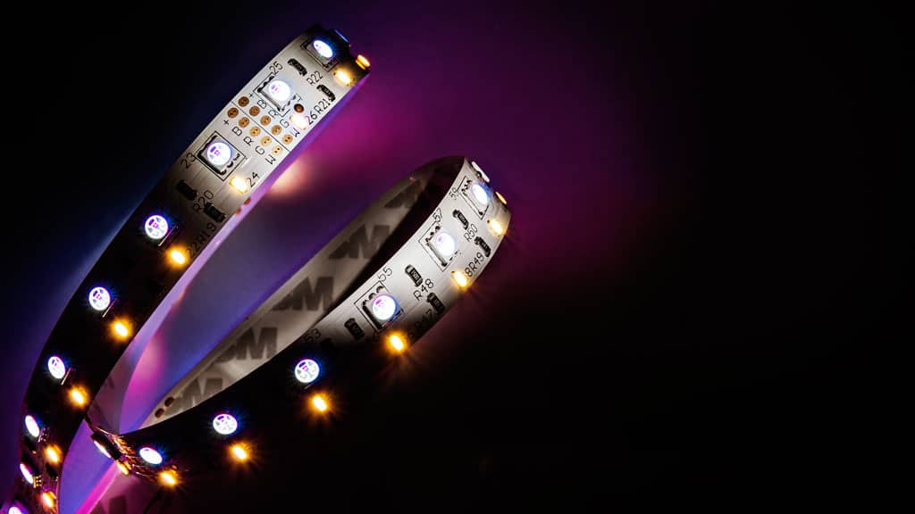 LED strip of Neonica